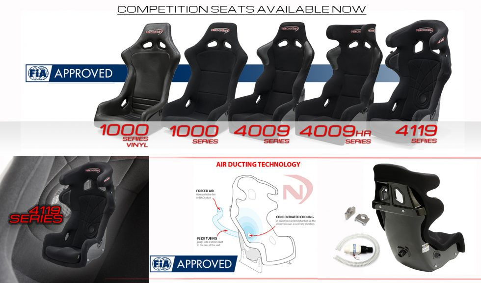 Competition seats available now!
